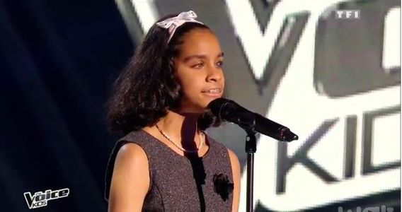L'émouvante prestation de Jane, candidate aveugle, à The Voice Kids