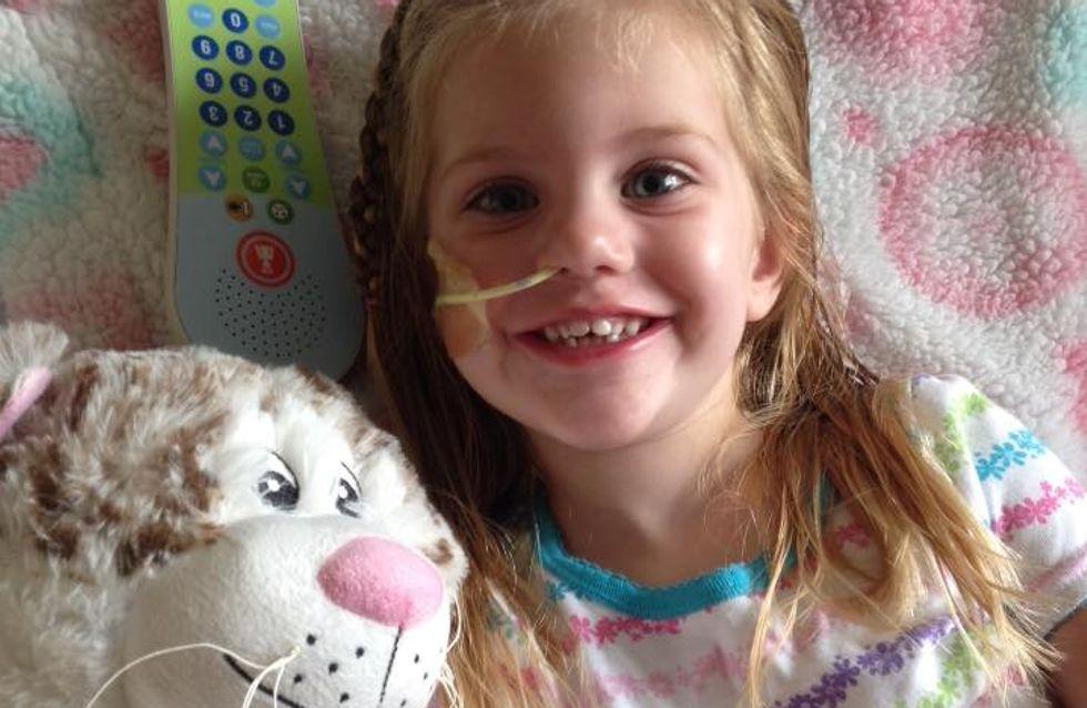 Le miracle d'Alise, 3 ans, ramenée à la vie par sa maman