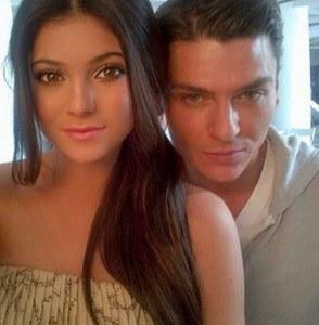 Kylie Jenner et Mario Dedivanovic