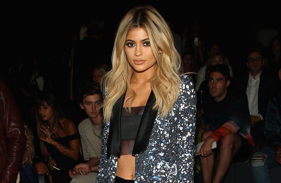 Kylie Jenner méconnaissable sur une vieille photo