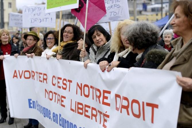 Journée mondiale pour le droit à l'avortement