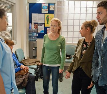 Emmerdale 6/10 - As baby Johnny has his operation, Vanessa makes a huge admission