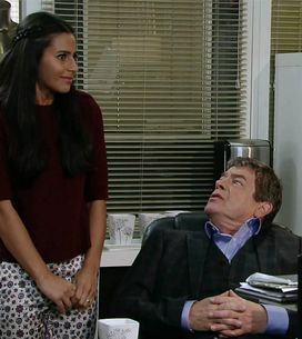 Coronation Street 5/10 - Sally clings on to her wedding dreams