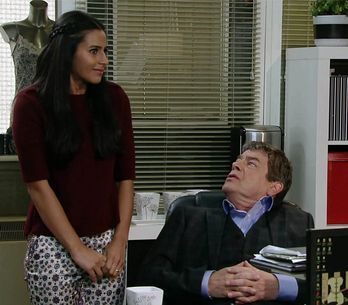 Coronation Street 7/10 - The Platts contemplate their worst nightmare