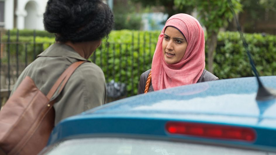 EastEnders 8/10 - Ian and Kathy reel from seeing each other