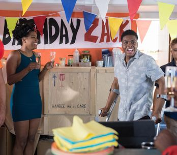 Hollyoaks 8/10 - It's Zack's eighteenth birthday.