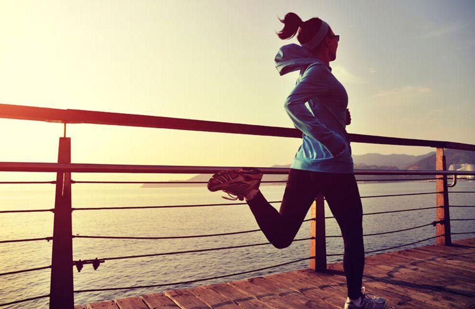 ¿Adicta al running? 10 consejos para terminar una carrera popular con éxito