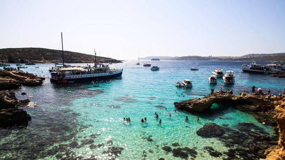 ¡Mójate! 4 beneficios del agua de mar para tu salud