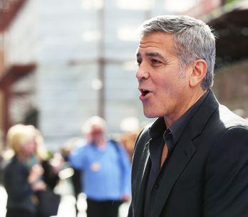 Los vecinos de George Clooney, en pie de guerra