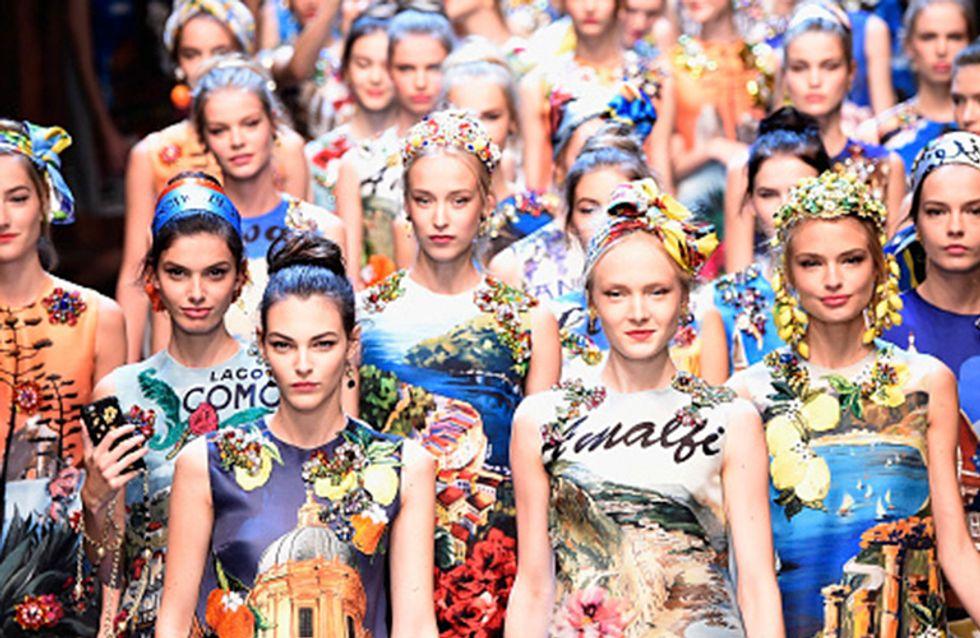 Resumão Milan Fashion Week SS16: só o melhor das passarelas