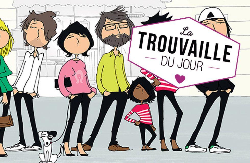 """""""Parisiens chéris"""", la BD la plus drôle de la rentrée"""