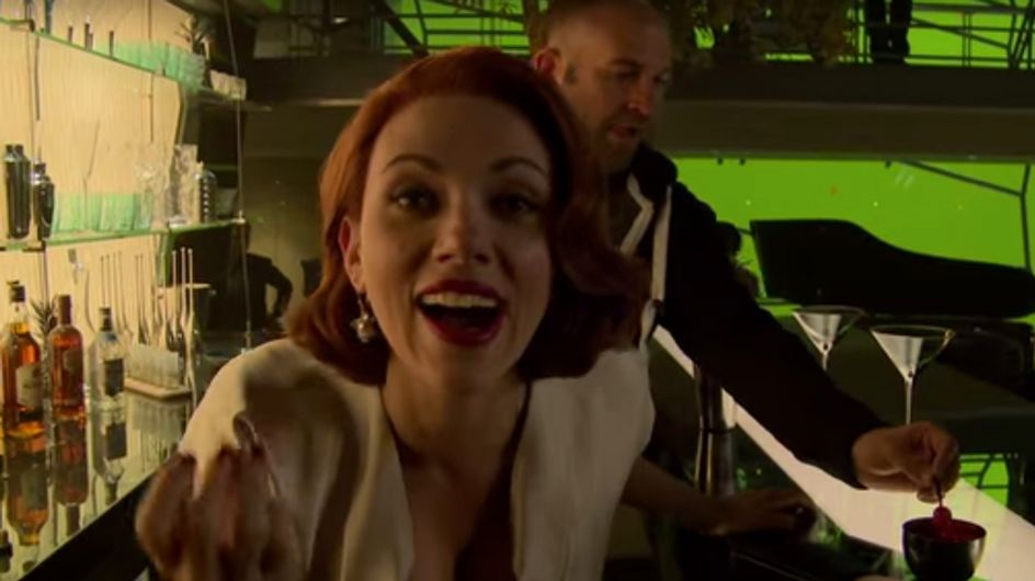 """You Like To Get Down, Right Thor?"" This Avengers: Age Of Ultron Blooper Reel Is Hilarious"