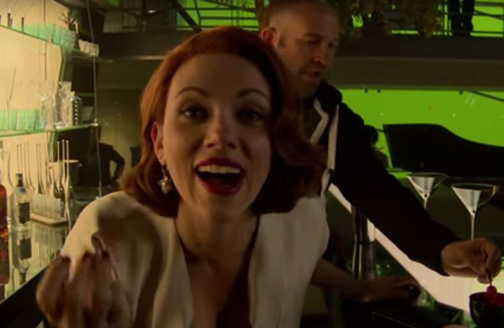 You Like To Get Down, Right Thor? This Avengers: Age Of Ultron Blooper Reel Is Hilarious