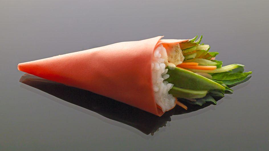La London Box, la boîte de sushis à l'accent British