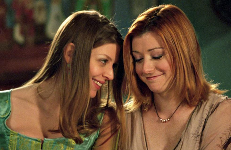 10 Of Television's Best Coming Out Moments