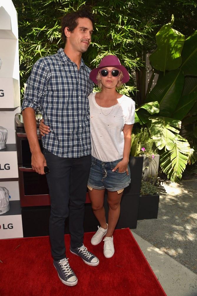 Kaley Cuoco et Ryan Sweeting