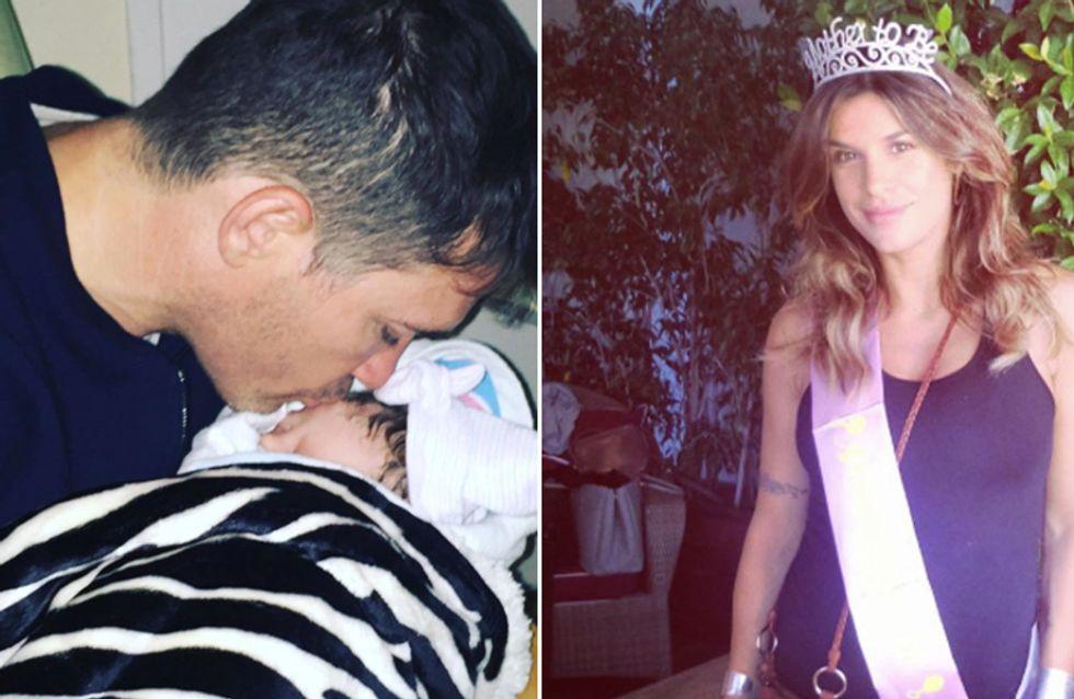 Elisabetta Canalis è diventata mamma. Benvenuta piccola Skyler Eva!