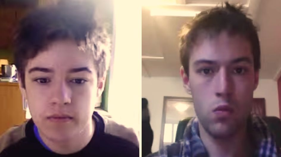 8 Jahre in 2 Minuten: Dieser Typ macht jeden Tag ein Foto von sich und DAS ist das Ergebnis