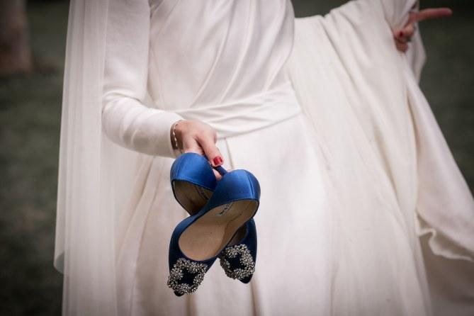 Zapatos de firma