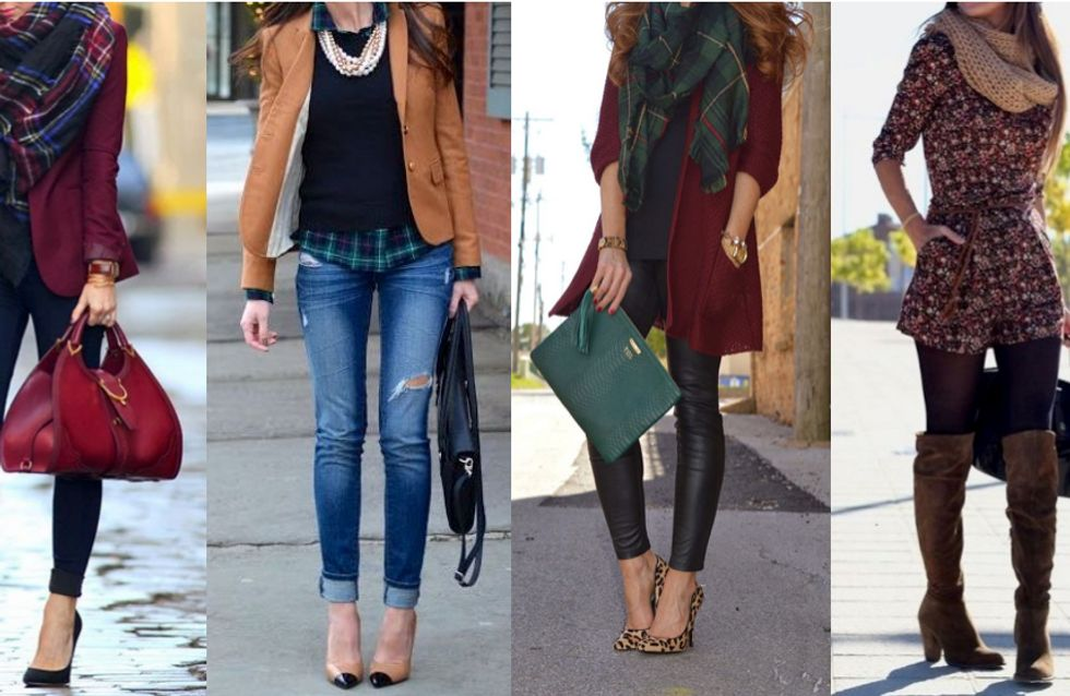 5 raisons pour lesquelles on adore la mode d'automne au Québec