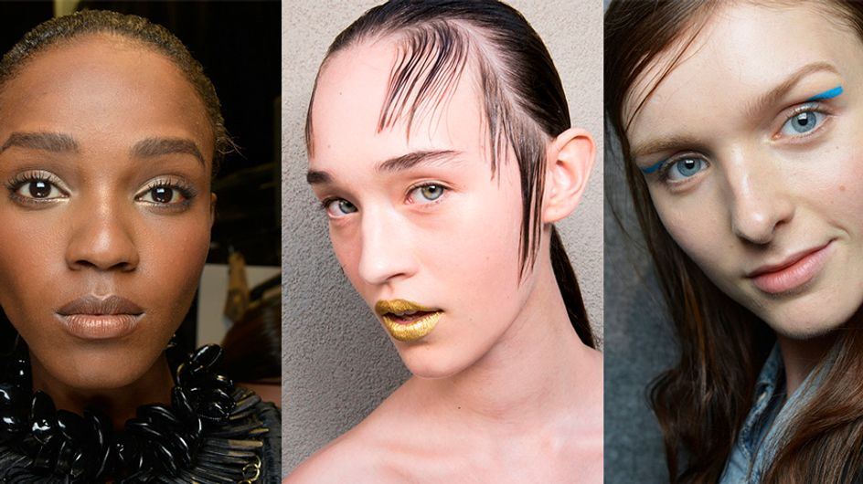 Milan Fashion Week: a beleza dos desfiles revelada