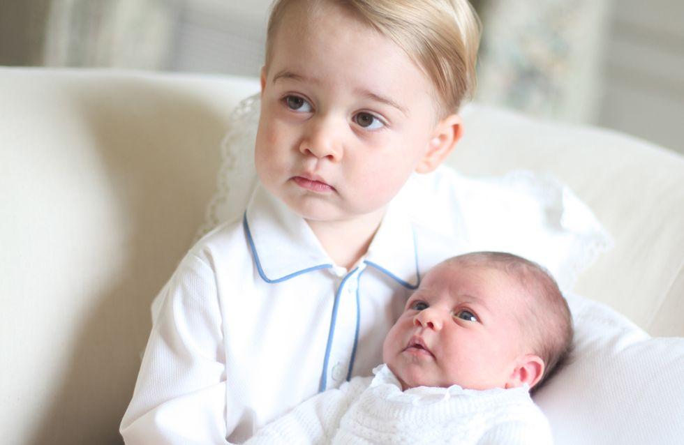 Le prince George et la princesse Charlotte encore traqués malgré le message de Kate Middleton