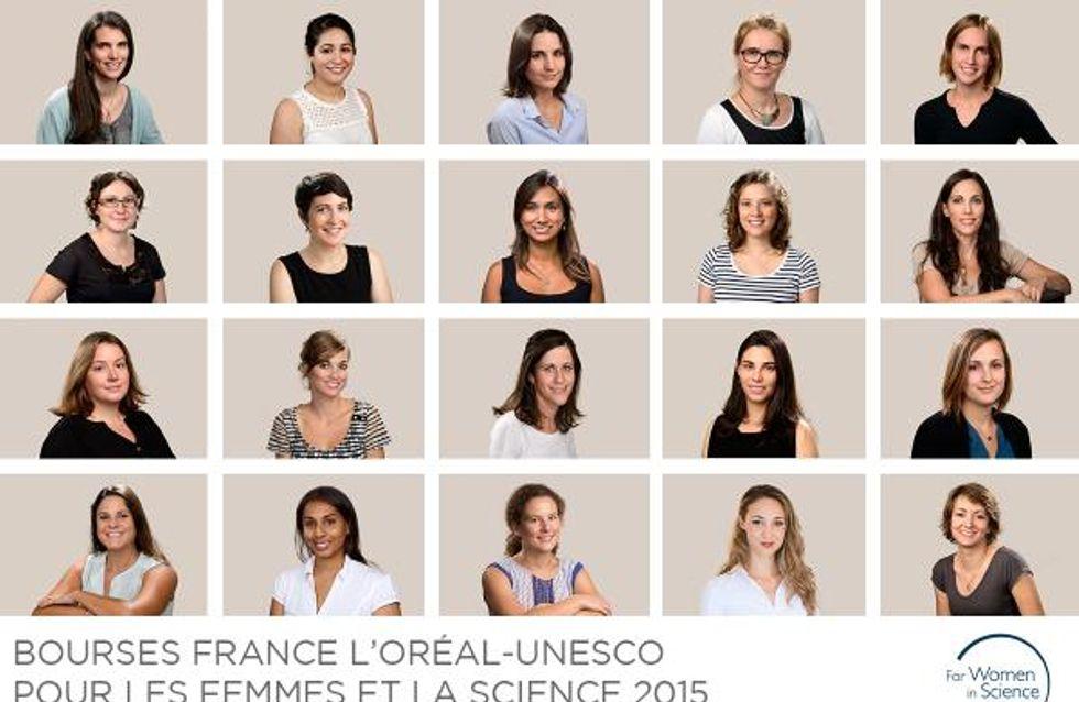 Qui sont les lauréates du prix L'Oréal-UNESCO Pour les Femmes et la Science ?