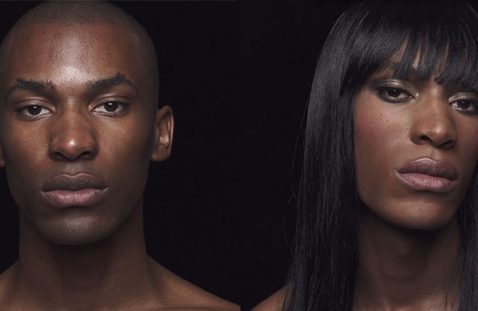 This Makeup Artist Is Challenging Gender Stereotypes One Blending Brush at A Time
