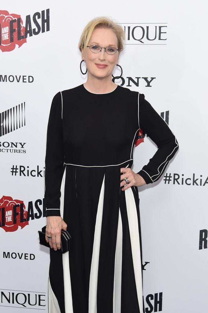 Meryl Streep à un événement.