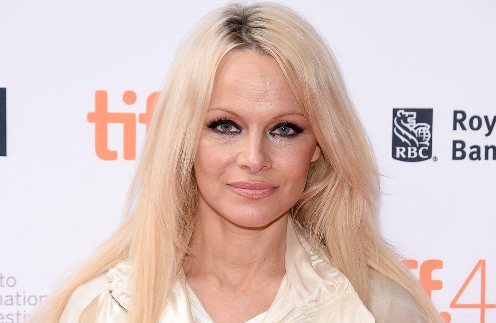 Pamela Anderson, nue et soft pour FHM (Photos)