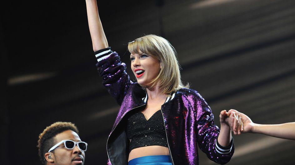 Taylor Swift faz doação de 50 mil dólares para bebê diagnosticado com câncer