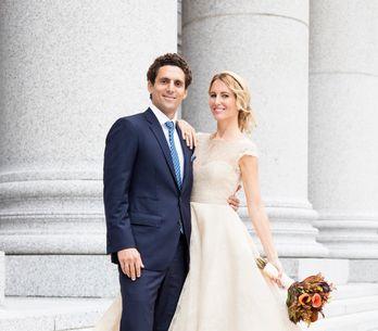 La poco convencional boda de Vega Royo-Villanova en Nueva York