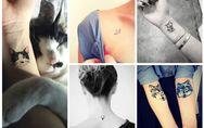 15 tattoos trop mignons que les fans d'animaux vont adorer