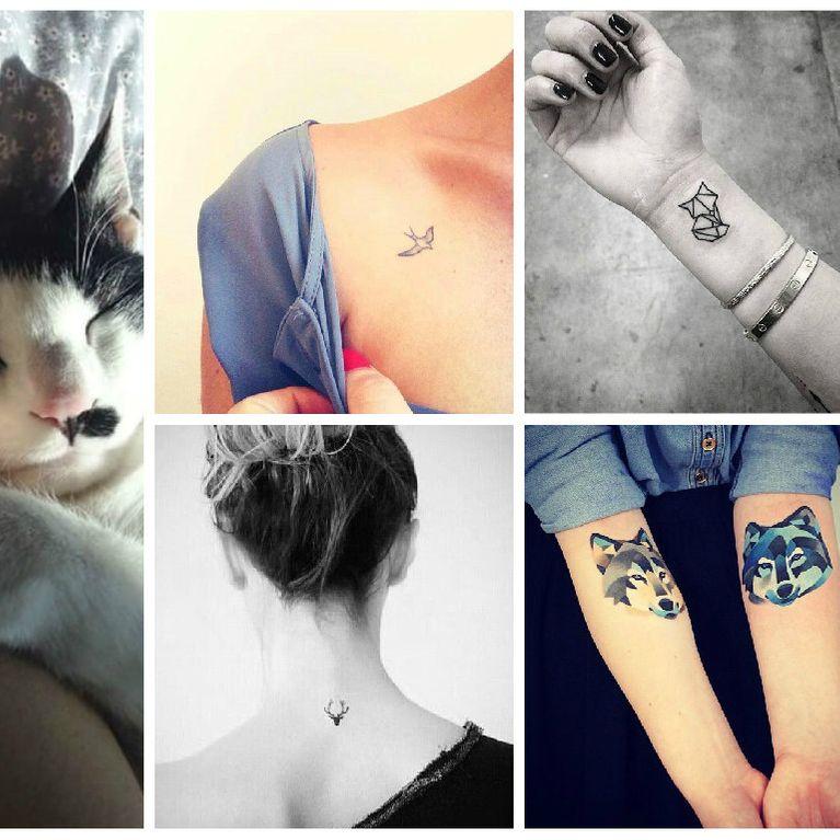 Tatouages 15 Tattoos Pour Les Fans D Animaux