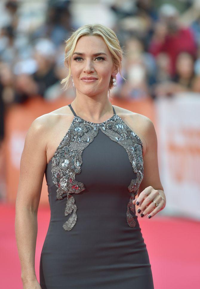 Kate Winslet sur le red carpet.