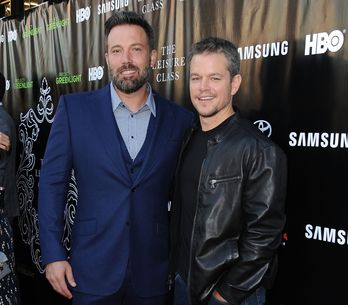 Matt Damon : C'était douloureux d'être l'ami de Ben Affleck quand il était avec