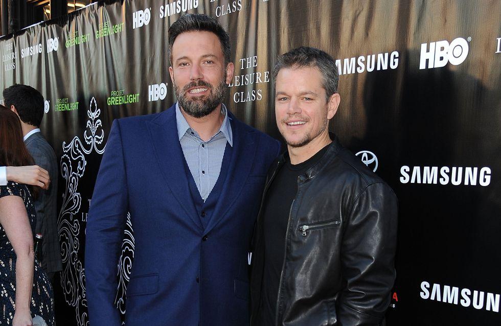 Matt Damon : C'était douloureux d'être l'ami de Ben Affleck quand il était avec Jennifer Lopez