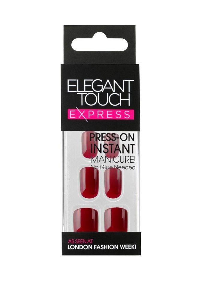 Elegant Touch Express Press-On Instant Manicure