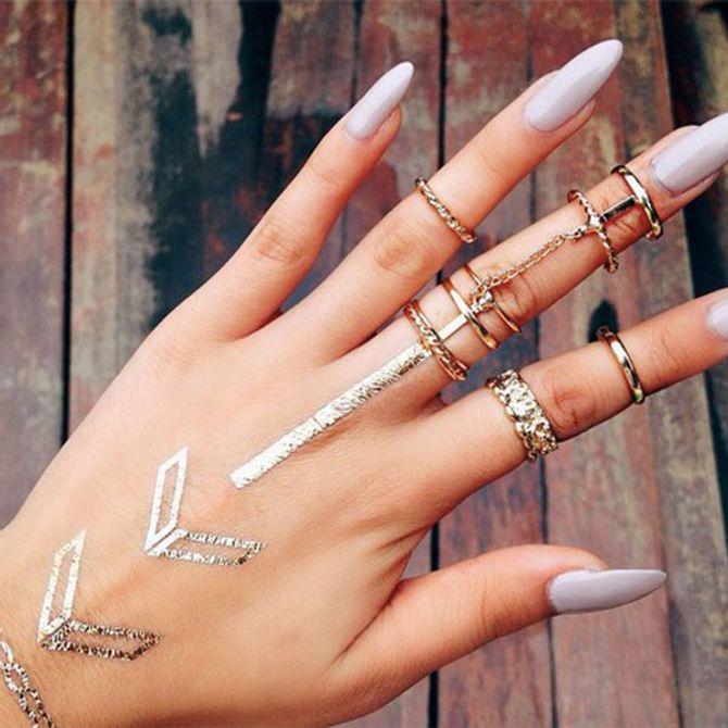 autumn nails manicure ideas