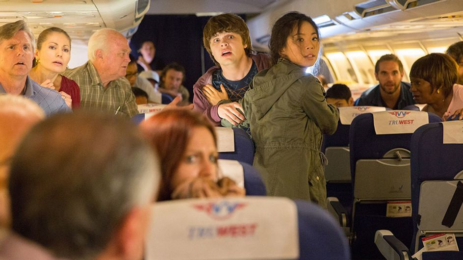 Walking Dead Spinoff About Zombies On A Plane Has Given Us A Brand New Phobia