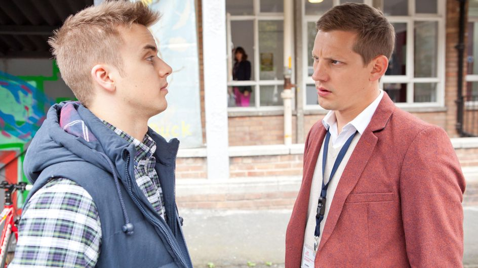 Hollyoaks 15/10 - Sienna and Nico are worried when Ben says he's got a lead on Carly's murder case