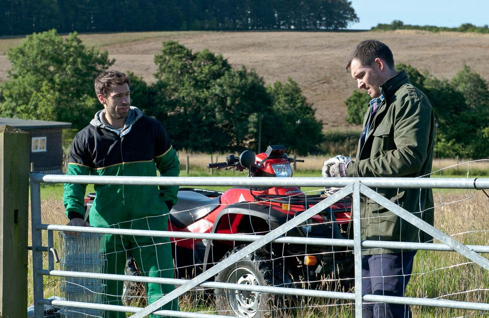 Emmerdale 12/10 - Jai's reckless ways puts his life at risk
