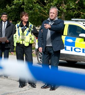 Emmerdale 14/10 - The police prepare to stage a reconstruction