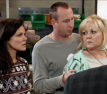 Coronation Street 16/10 - The Platts need divine intervention