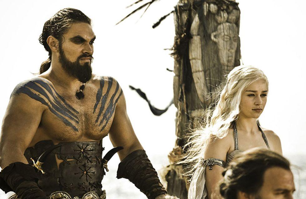 Será que Khal Drogo volta para Game Of Thrones? O Instagram de Emilia Clarke sugere que sim