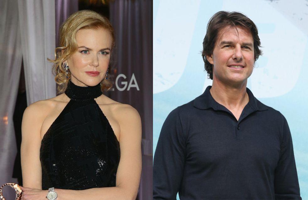 Tom Cruise et Nicole Kidman, absents du mariage de leur propre fille