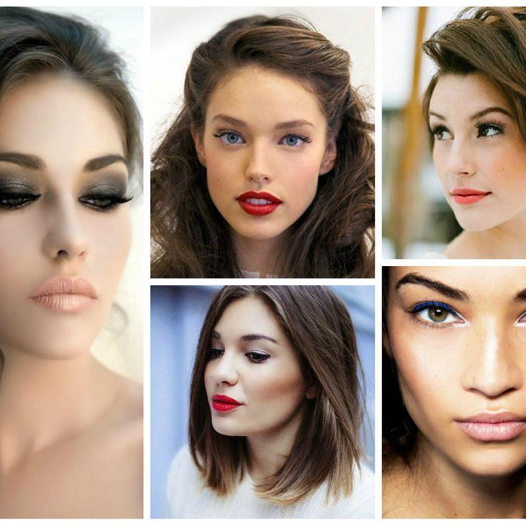 20 Idées De Maquillage Parfaites Pour Les Brunes