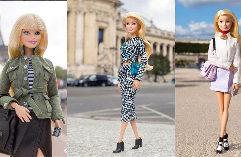 BARBIE, star de la Fashion Week parisienne