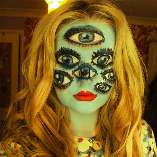 Makeup Ideas for Halloween