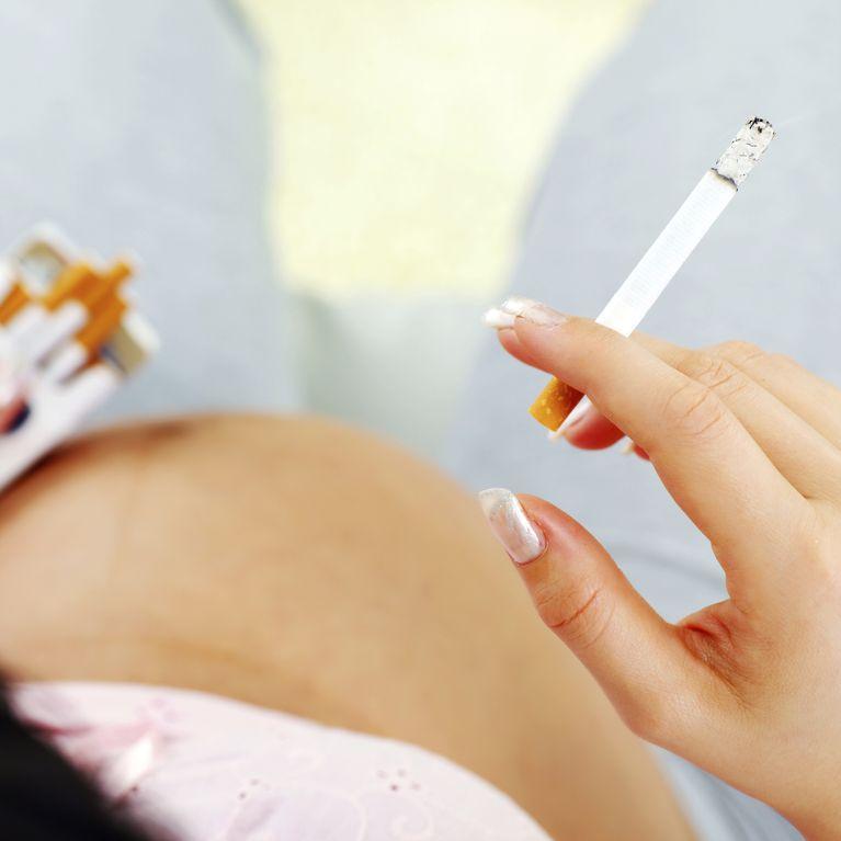 maman fumer sexe
